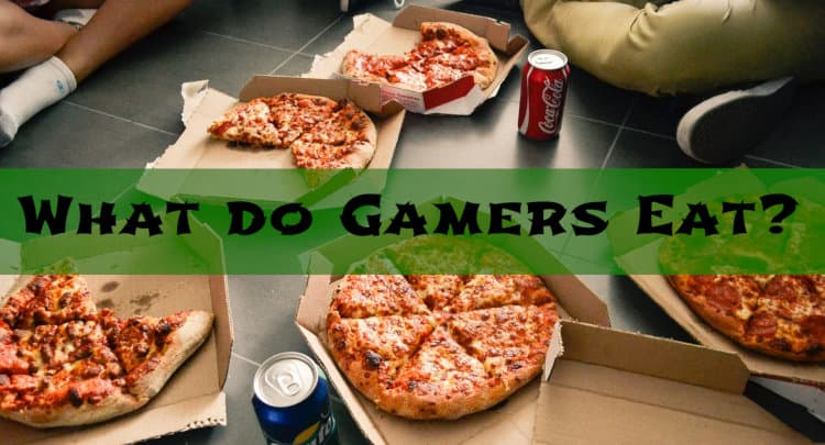 What Do Gamers Eat? | Nutrition For Gamers (2021)