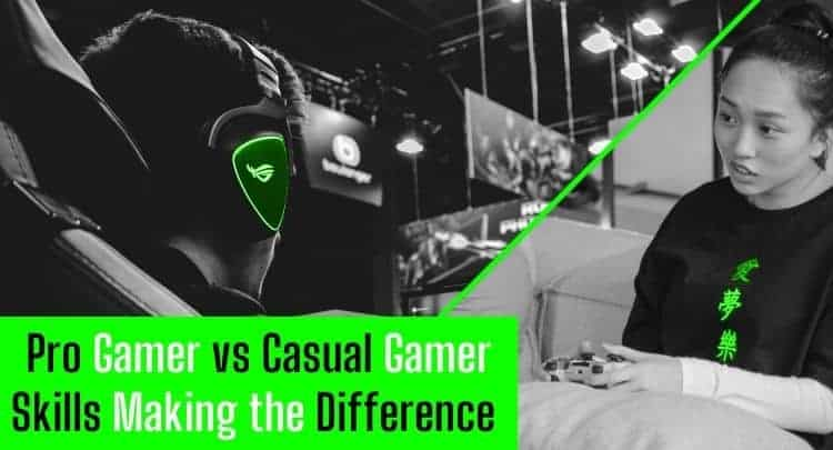 5 Skills of Pro Gamers That Make the Difference in FPS