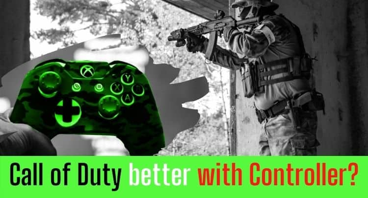 Is a Controller Better for Playing CoD Warzone? (FPS Veteran)