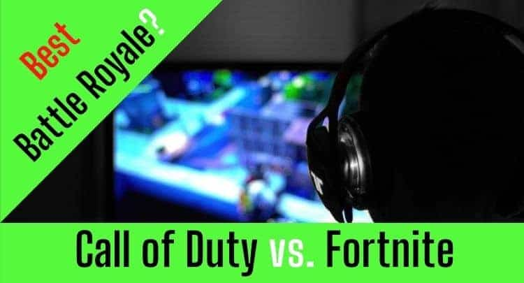 Is Call of Duty Better than Fortnite? (Pro Gamer Answer)