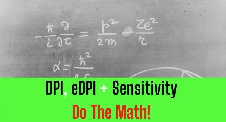 DPI, eDPI + Sensitivity | Definition, Comparison & More | Calculators Inside