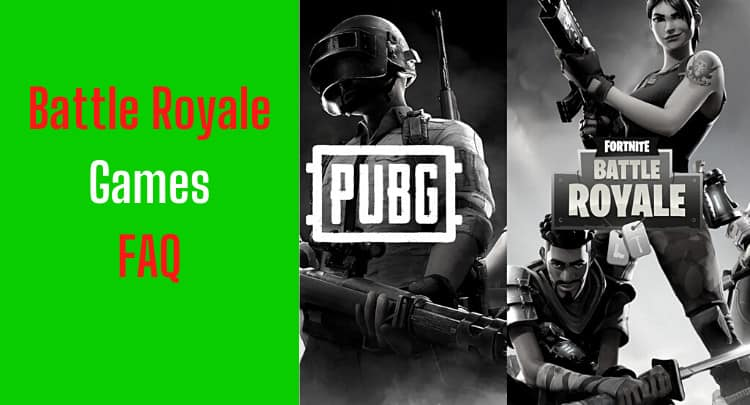 Battle Royale FPS Games | Best, First One & More (2021)
