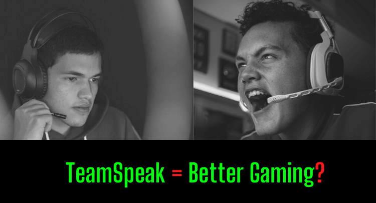 TeamSpeak for Better Gaming? | 20 Years Insight (2021)